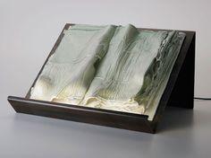 Charlotte Cornaton Creates Delicate And Illuminated Books Out Of Porcelain