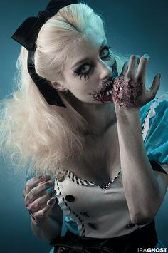 Photo by Rodger Ruzanka Makeup by Michelle Mink Hair by Samantha Gribble Modeling by Jenna Jocelyn Jones