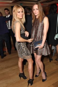 Kate's VIP after party - The show must go on! The party didn't end after the instore launch at our Oxford Circus flagship when Kate and friends took the celebrations on for a private dinner and into the night.