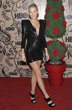 THAT Balmain dress (and where to catch a copycat) - October 2009 #Balmain #Versace #Warehouse