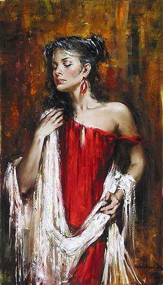 El Encanto - Original - Andrew Atroshenko - World-Wide-Art.com