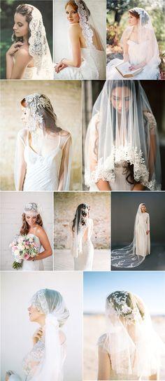 10 voiles de mariée canon
