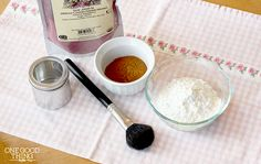 Make your own all-natural homemade blusher/bronzer for pennies!!