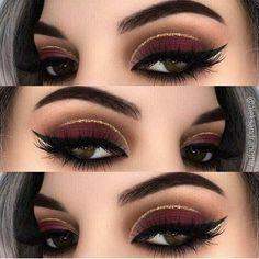 Makeup Eye Looks, Blue Eye Makeup, Eye Makeup Tips, Makeup Videos, Makeup Trends, Makeup Case, Makeup Geek, Makeup Humor, Sleek Makeup