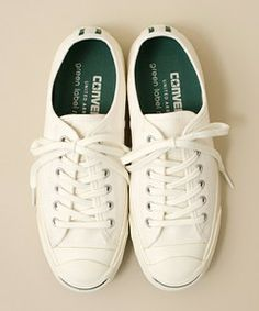 Green Label x Converse Jack Purcell