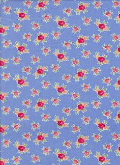 PAM Kitty piquenique Mini Floral LH13018 par DonnasLavenderNest, $5.38