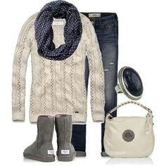 Fashion winter...