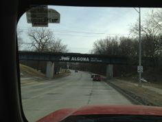 Algona in Iowa