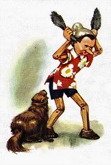 Pinnochio - illustrated by Libico Maraja (71) (Silencer57) Tags: illustration pinocchio maraja libico