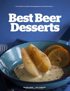 Illustrated guide of amazing food recipes cooked with beer!