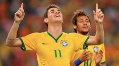 Oscar BRASIL! Brazil Team, Oscar, World Cup, Polo Ralph Lauren, Polo Shirt, Mens Tops, Brazil, Polos, World Cup Fixtures