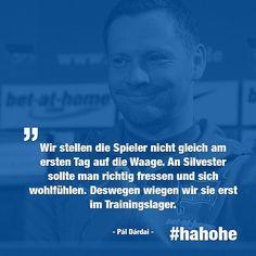 Was Pál sagt.  #wednesdaywisdom #weisheit #quote #hahohe