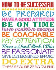 Best Inspirational Quotes About Life QUOTATION - Image : Quotes Of the day - Life Quote Teen Room Decor. Classroom Quotes, Classroom Decor, Dance Quotes, Me Quotes, Good Work Ethic, Inspirational Quotes For Kids, Teacher Signs, Teen Room Decor, Bedroom Decor