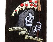 Another One Bites The Crust Embroidered pizza punk vest patch Punk Patches, Cool Patches, Pin And Patches, Sew On Patches, Iron On Patches, Jacket Patches, Pizza Tattoo, Punk Jackets, Punk Rock Fashion