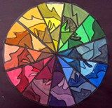 Color Wheel Theory: tints, tones and shades.  This takes you to Artsonia.