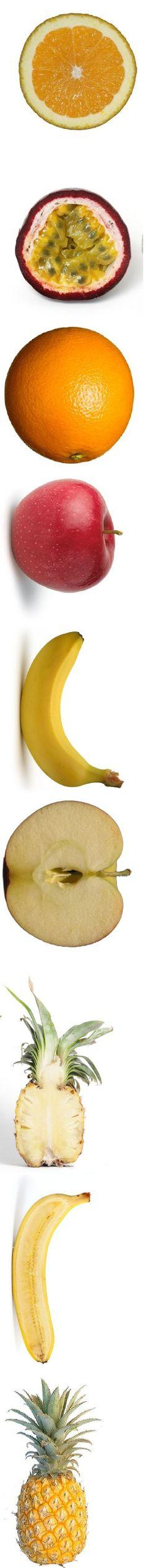 Fruit - inside/outside printables