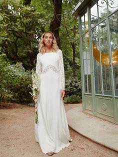 c6f1ae32eb59 25 meilleures images du tableau La mariée en tailleur en 2019 ...