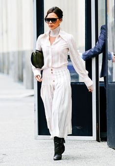 26 Victoria Beckham Style Secrets Anyone Can Copy via @WhoWhatWearUK
