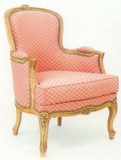 1000 images about design rococo louis xv on pinterest - Silla luis xiv ...