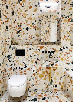 Best Terrazzo Wall Designs - Simplehomy [dot] com