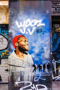 Belleville: The Home of Powerful Street Art in Paris