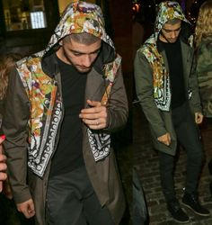 Zayn Malik Shows off His Sick Outerwear Collection  Zayn Malik has had a pretty spectacular week. He has been busy promoting Mind of Mine which is the highly anticipated debut album from the former One Direction member. He has released three music videos and performed twice on The Tonight Show Starring Jimmy Fallon. He has hosted album listening parties including an intimate one on Periscope for his fans. He has been featured in countless magazines starred in stunning photoshoots and…