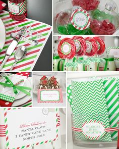 Printable Mod Holiday Collection by #flairdesignery
