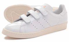 adidas Originals x UNITED ARROWS & SONS MASTER UA&SONS [WHITE/GOLD] (B24019)