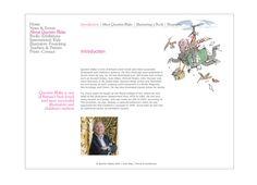 Quentin Blake website