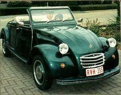 2cv hoffmann cabrio