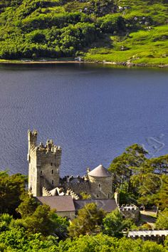 Glenveagh National Park, Castle and Gardens, County Donegal