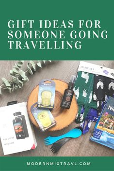 What We Got For Christmas: Travel Edition // Gift Ideas for Someone Going Travelling
