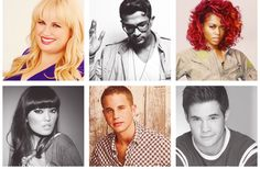 pitch perfect cast | Tumblr