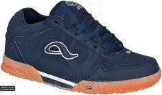f52c24872f61 Adio Shoes - Kenny V1 - Navy/Gum < Skately Library Skate Shoes, Skateboard