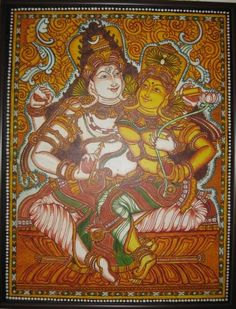 Brush Strokes: Kerala Murals