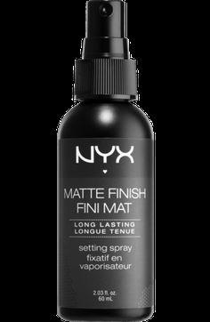 Fixierspray Make Up Setting Spray Matte Finish/Long Lasting  1
