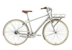 Urban Bicycle Design no 1. Globe Live. Made in USA.