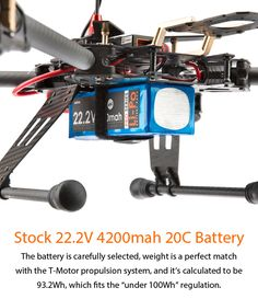 Co-operating with T-Motor, reaching for Maximum Flight Time with best material and radical design Presenting the Storm Drone AntiGravity w& NAZA GPS in Ready to Fly Package Do you want Build Your Own Drone, Rc Helicopter, Rc Cars, Engineering, Platform, Plate, Toys, Design