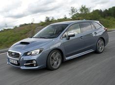 Subaru Levorg EU-spec '2015