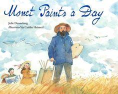 Monet Paints a Day by Julie Danneberg http://www.amazon.com/dp/158089240X/ref=cm_sw_r_pi_dp_ClTXtb0D370GKY3N