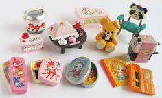 12時間前 2004年に発売された、宇山あゆみプロデュースのガシャポン Doll House Plans, Japanese Modern, Cute School Supplies, Rement, Mini Things, Barbie Furniture, Barbie Collection, Miniture Things, Miniature Food