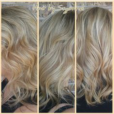 Beautiful blonde bombshell by @suzannebruce! Book by calling 850-575-7529! #CabellosSalon #cabellostally #tally #tallahassee #blonde #highlights #hair #salon #spa #after #curls #beautiful #after #redken @redkenofficial @redken5thave @modernsalon @behindthechair_com
