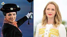 libri che passione: Emily Blunt  interpreterà Mary Poppins nel sequel ...