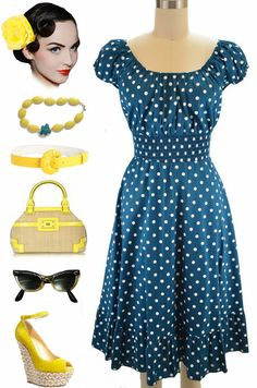 Brand new in store at Le Bomb Shop! Dark teal polka dot peasant top sun dress in PLUS SIZE! Find it here: http://lebombshop.net/search?type=product&q=peasant+dot&search-button.x=0&search-button.y=0