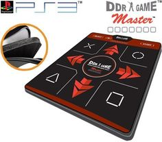 PS3 Master Deluxe Non-Slip Dance Pad by DDR Game, http://www.amazon.com/dp/B000YFV9J2/ref=cm_sw_r_pi_dp_yq-prb11MFWDS