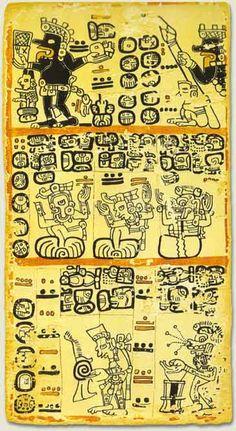Aztec Glyphs