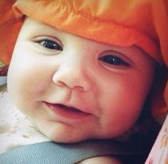 Baby Lux the cutest baby alive!
