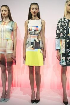 Clover Canyon Ready To Wear Spring Summer 2014 New York