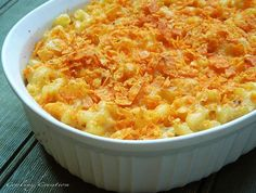 My Baked Macaroni & Cheese with Doritos along with other yummy recipes featured in Fox News Magazine!