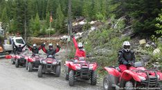 ATV Tours in Whistler